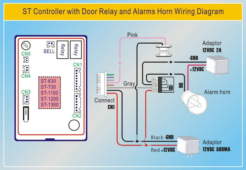 rfid access control wiring diagram Collection-Door Access Control Wiring Diagram Beautiful Door Access Control Wiring Diagram Efcaviation 11-p