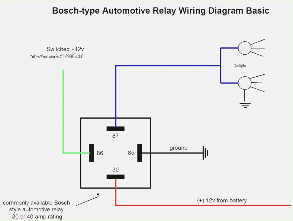 rib2401d wiring diagram Download-Ribu1s Relay Wiring Diagram Wiring Source • 2-t
