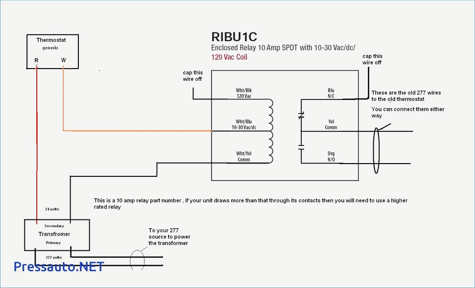 ribu1s wiring diagram Collection-ribu1c wiring diagram Lovely Wiring diagram air conditioning thermostat 14-r