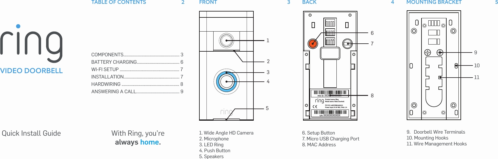 ring doorbell wiring diagram Download-Wiring Diagram Nutone Doorbell Wiring Diagram Inspirational Wiring 68 Awesome How to Install Doorbell Wires 7-q