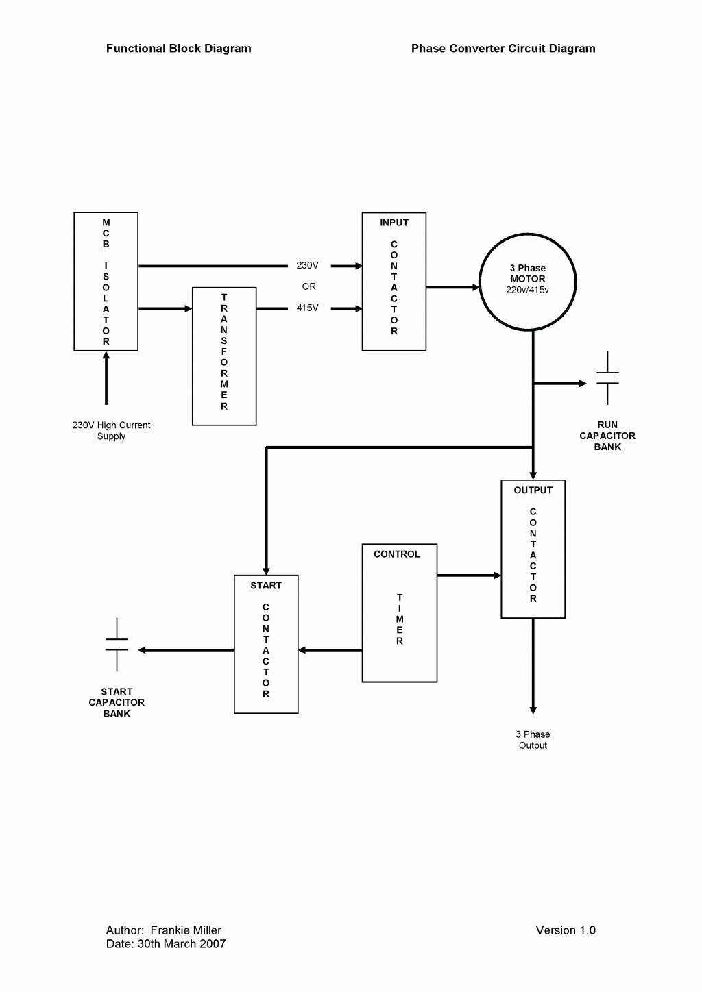 ronk phase converter wiring diagram Collection-220v Wiring Diagram Elegant Ronk Phase Converter Wiring Diagram Mapiraj 9-g