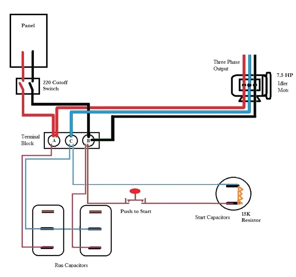 ronk phase converter wiring diagram Download-Ronk Phase Converter Wiring Diagram 1 10-h