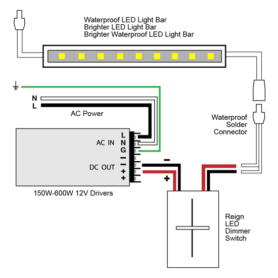 Rotary Dimmer Switch Wiring Diagram Gallery