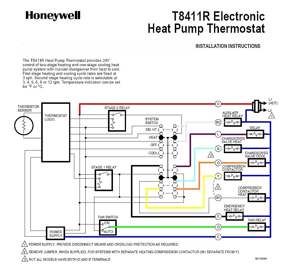 ruud heat pump thermostat wiring diagram Download-Ruud Heat Pump Wiring Diagram Unique Exquisite Shape Trane With Thermostat 11-b