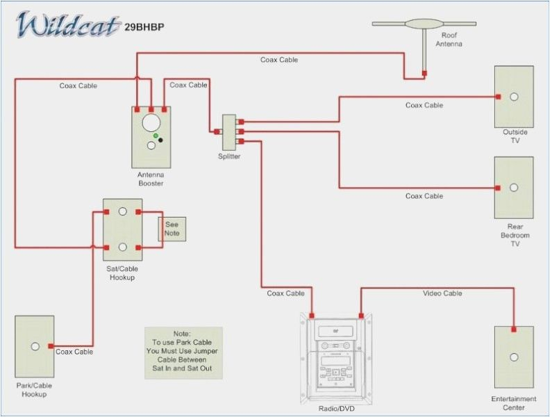rv inverter charger wiring diagram Collection-Rv Inverter Charger Wiring Diagram Unique Wiring Diagram Rv Park Wiring Diagrams Schematics 17-k