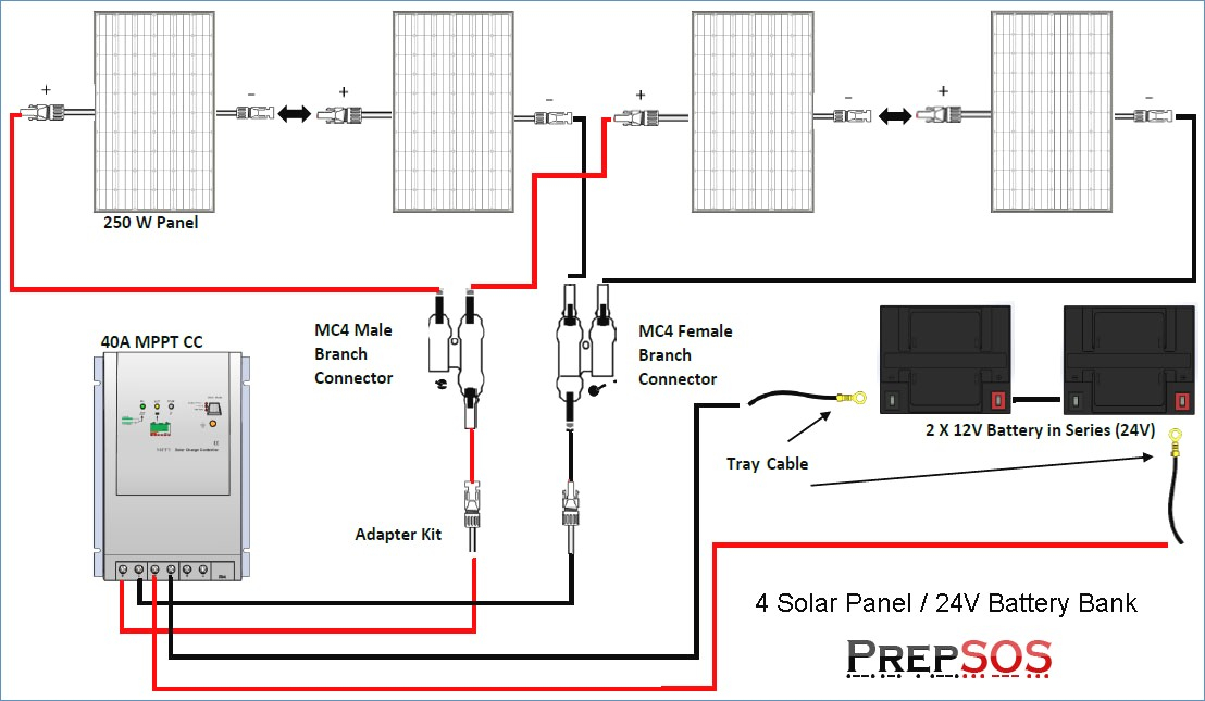 rv solar panel installation wiring diagram Download-Awesome solar Pv Circuit Diagram Gallery Electrical Circuit 6-a