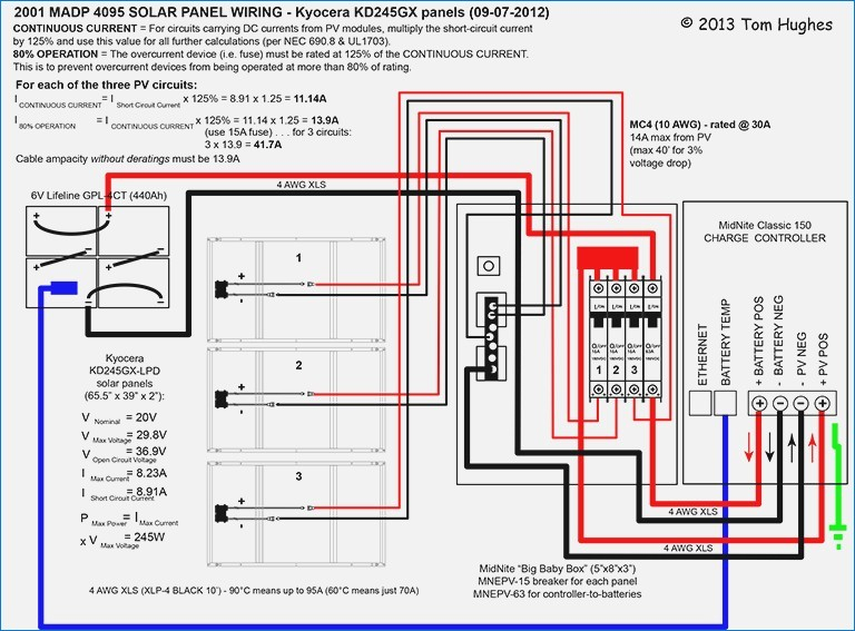 rv solar panel installation wiring diagram Download-Wiring Diagram Od Rv Park – jmcdonaldfo 9-r
