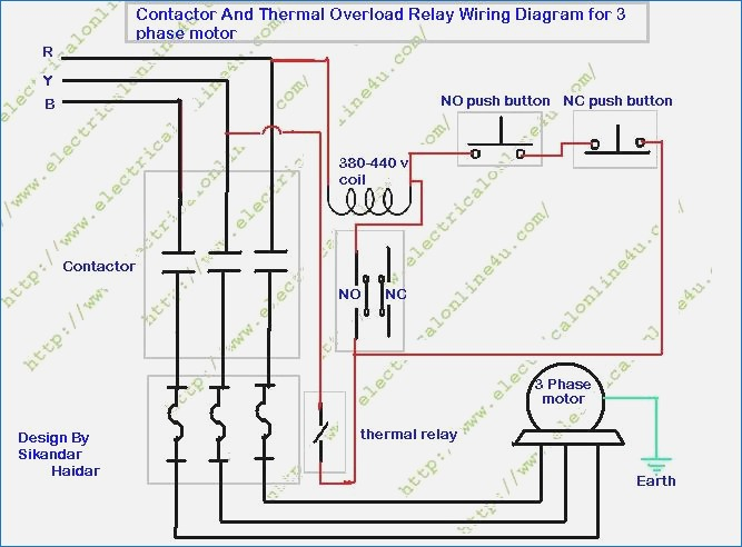 siemens overload relay wiring diagram Download-Thermal Overload Relay Wiring Diagram Awesome Beautiful Magnetic Contactor Diagram Contemporary Electrical 3-n