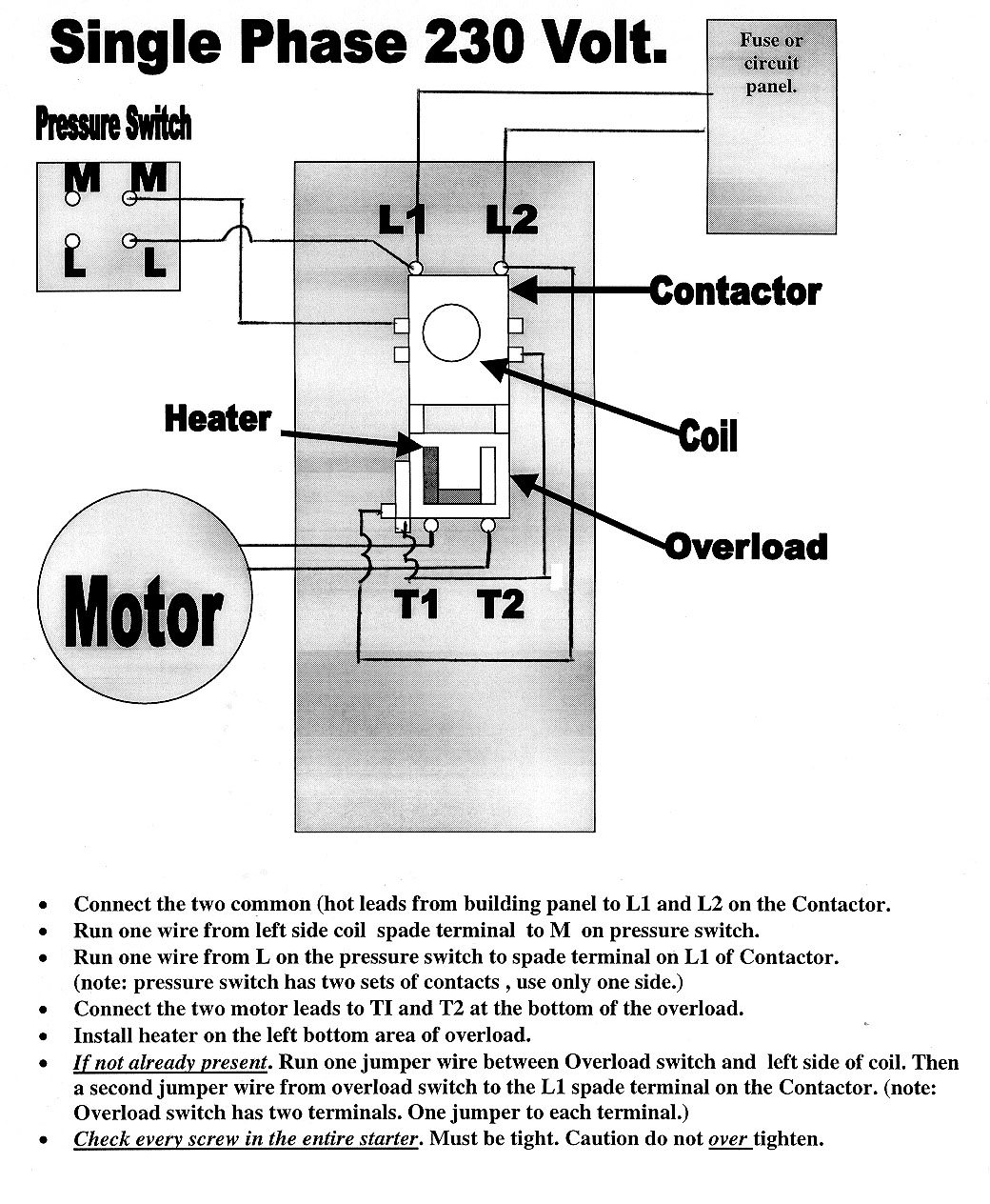 single phase motor starter wiring diagram pdf Download-Fancy Electric Motor Wiring Diagram Single Phase 47 About Remodel With Three Weg 3 For Motors 6-p