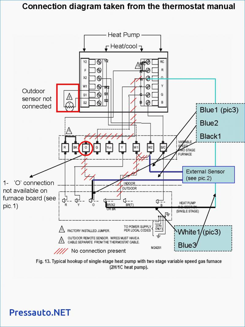 single stage thermostat wiring diagram Collection-Dayton Single Stage Thermostat Wiring Information Wiring Diagram • 14-c