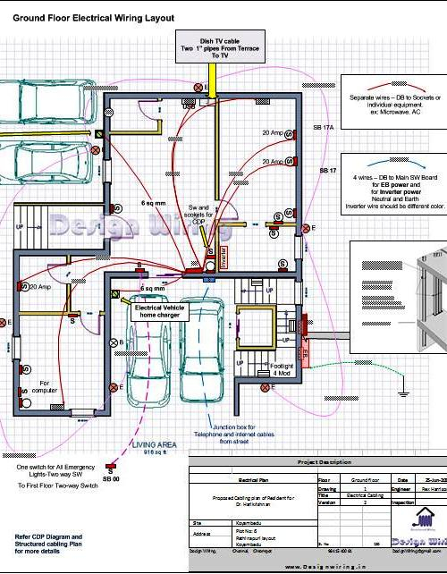 simple electrical layout - 500×642
