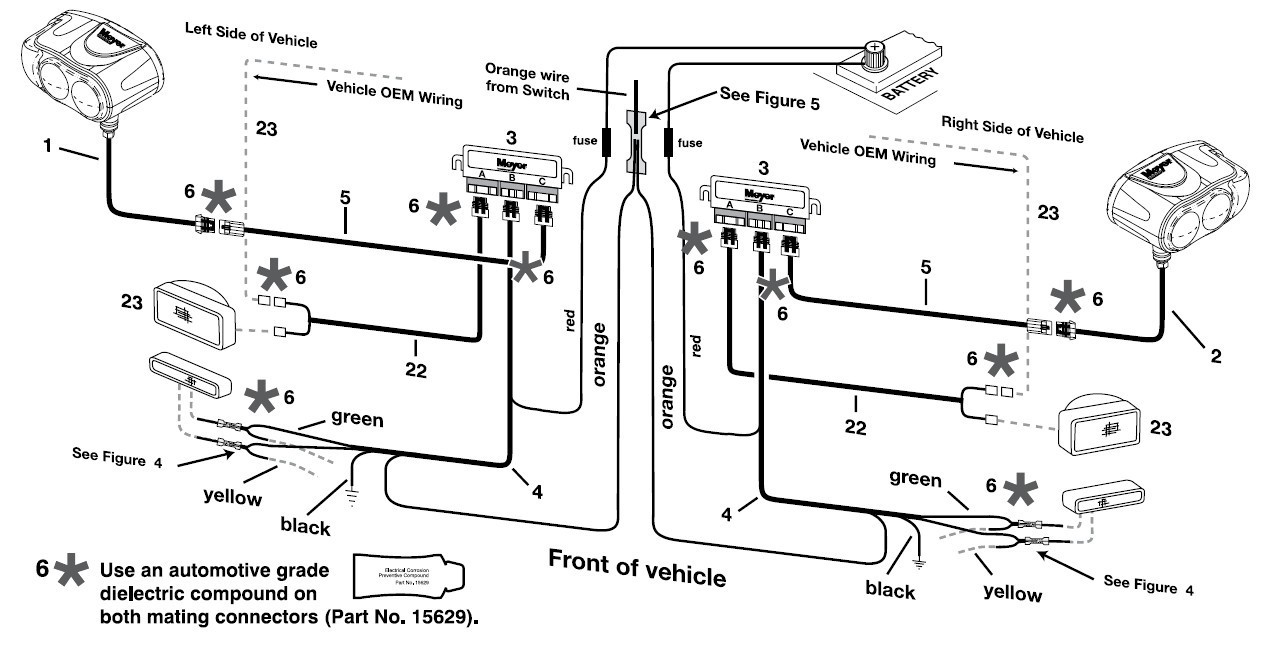snow plow wiring diagram Collection-Meyer Plow Wiring Diagram Mihella Me Meyer Snow Plow Parts Diagram Wiring With Meyers Diagrams Meyer 16-r