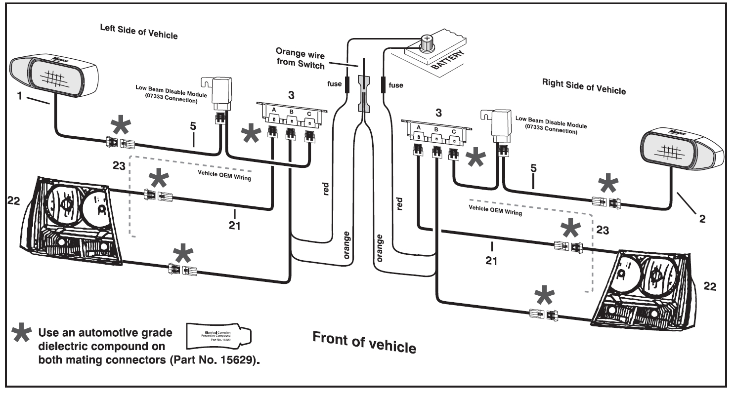snowdogg plow wiring diagram Collection-snowdogg snow plow wiring diagram gallery electrical wiring diagram rh metroroomph meyer snow plow electrical 19-h