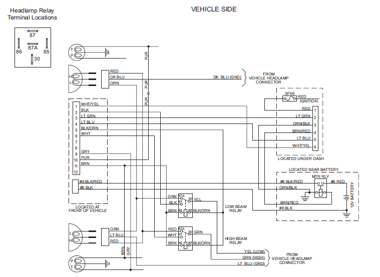 snowdogg snow plow wiring diagram Collection-snowdogg snow plow wiring diagram gallery electrical wiring diagram rh metroroomph meyer snow plow e57 9-k