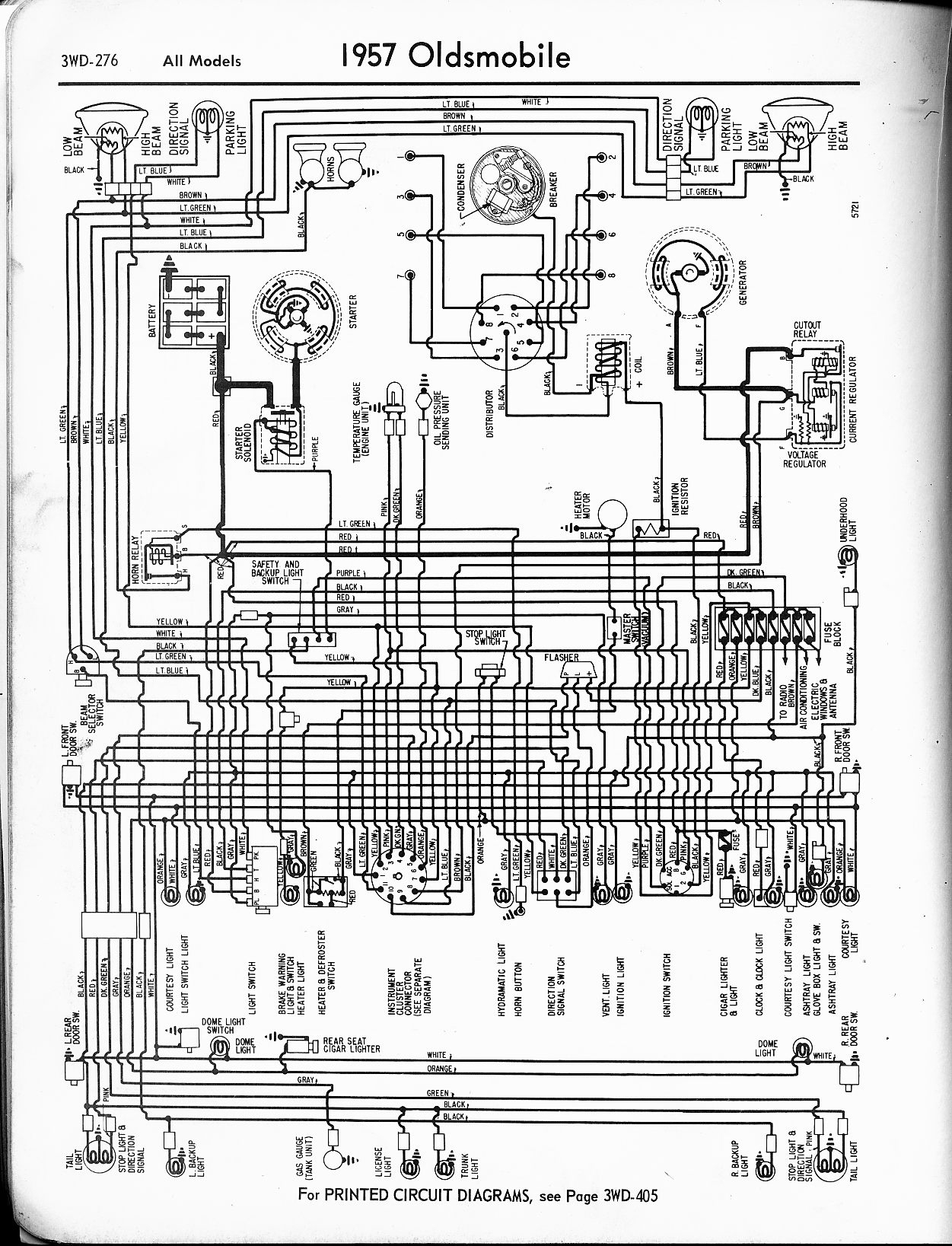 sole f63 wiring diagram Download-oldsmobile wiring diagrams the old car manual project rh oldcarmanualproject 4-b