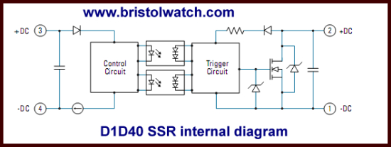 Solid State Relay Wiring Diagram Gallery