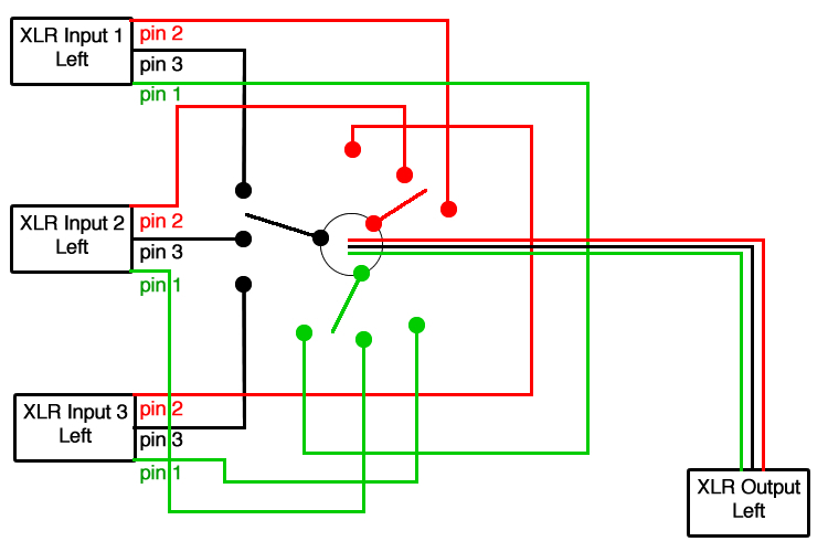 speaker selector switch wiring diagram Collection-Speaker Selector Switch Wiring Diagram New Selector Switch Wiring Diagram 28 Voltmeter Selector 13-d