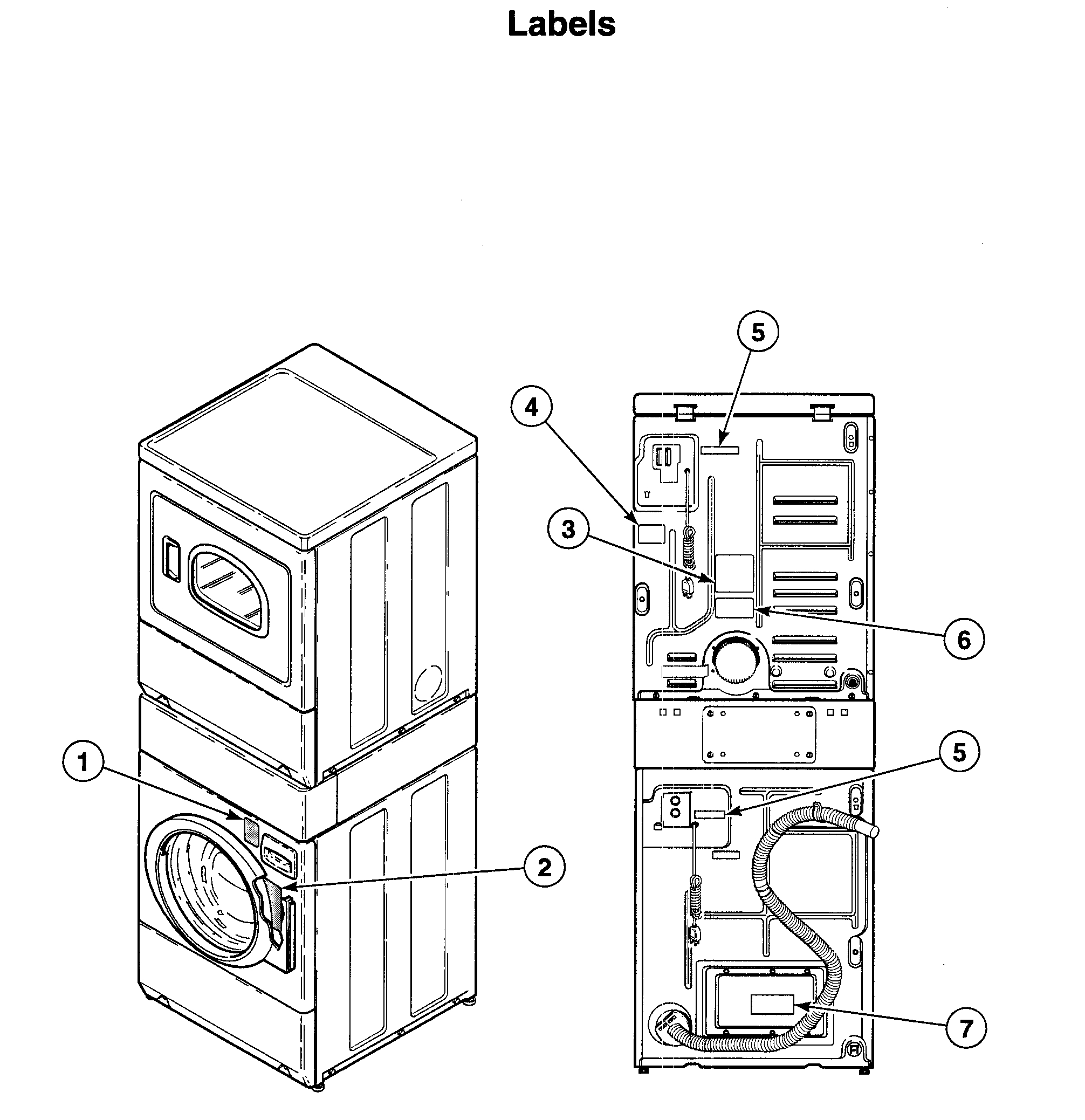 speed queen dryer wiring diagram Collection- 18-a