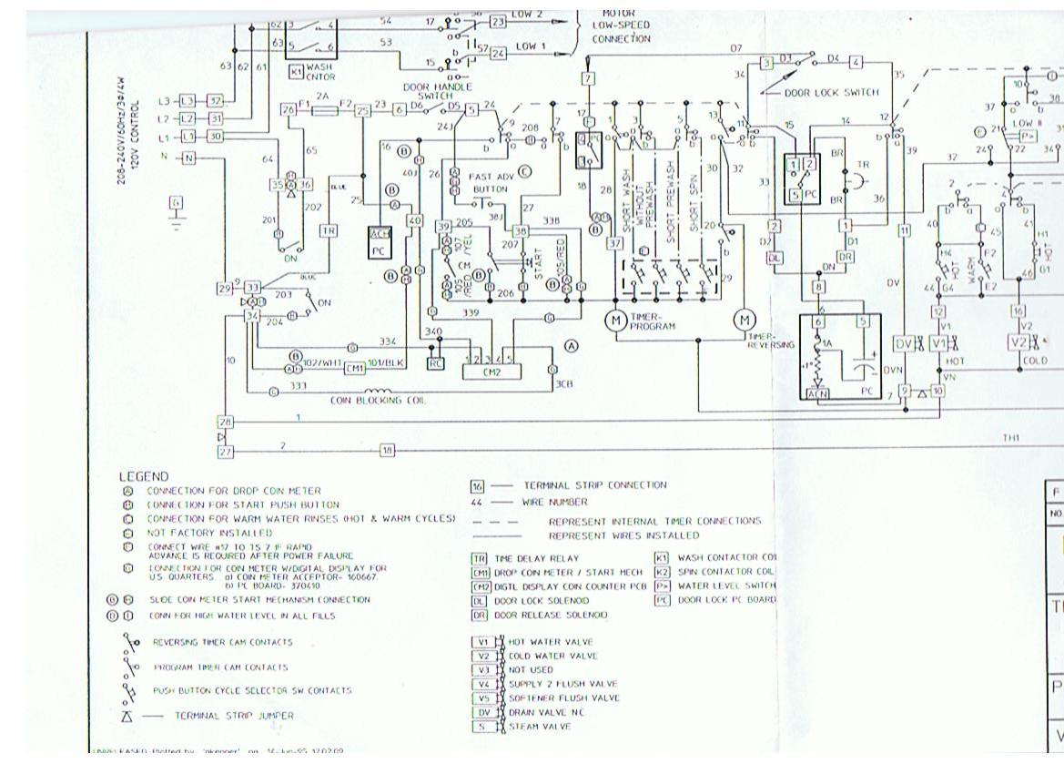 speed queen dryer wiring diagram collection