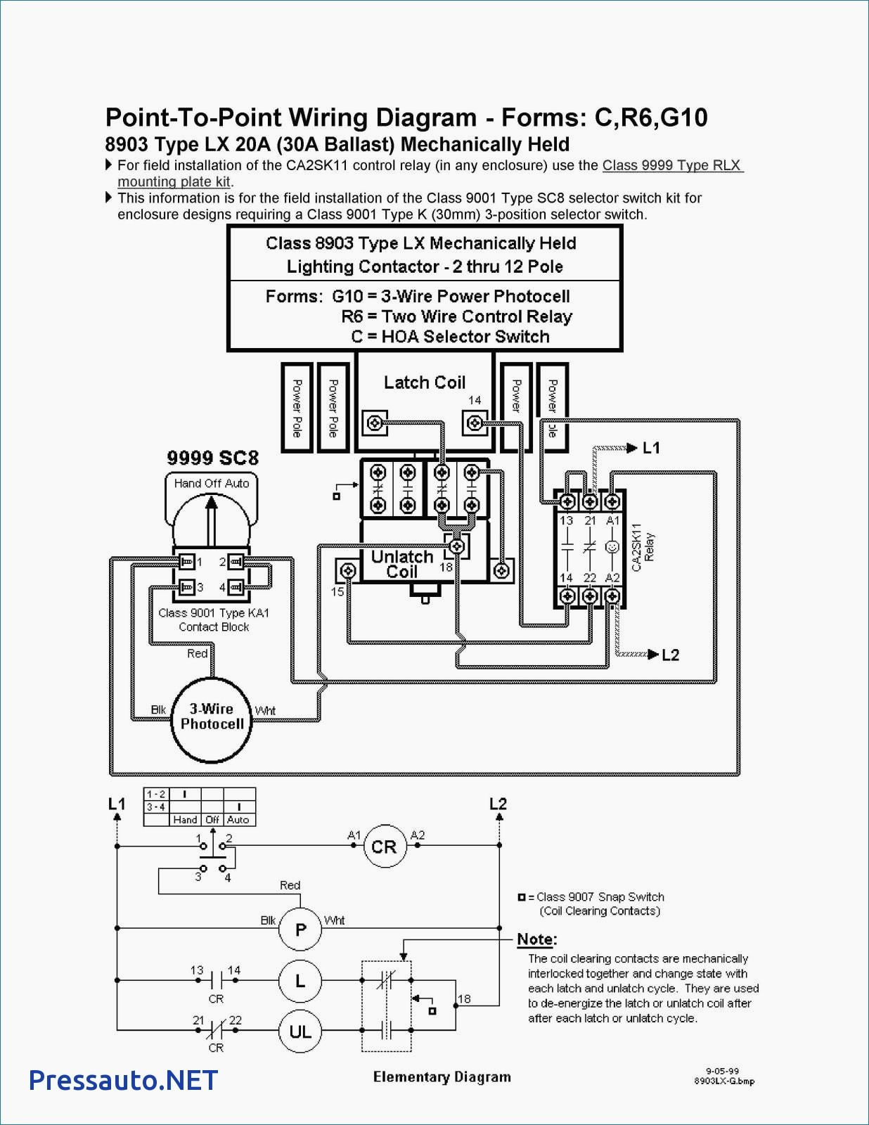 square d 8903 lighting contactor wiring diagram Download-Square D 893 Lighting Contactor Wiring Diagram Unique Class How To Wire In Square D 8903 10-k