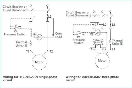 square d combination starter wiring diagram Download-square d nema size 1 starter wiring diagram magnetic motor 10-c