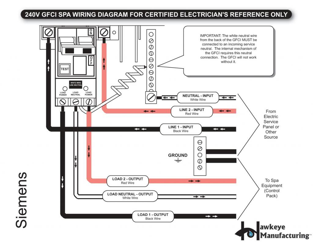 square d hot tub gfci breaker wiring diagram Download-2 Pole Gfci Breaker Wiring Diagram New Fine Using Red Wire Diagrams Contemporary Electrical and Wiring 16-t