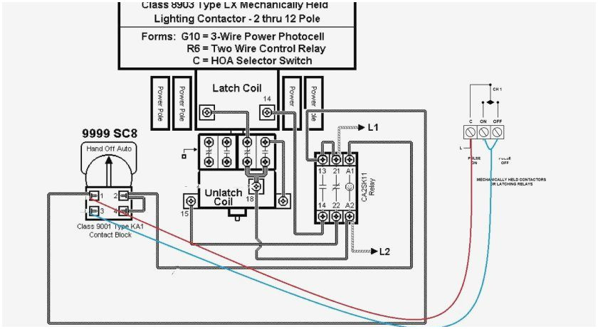 square d relay wiring diagram collection