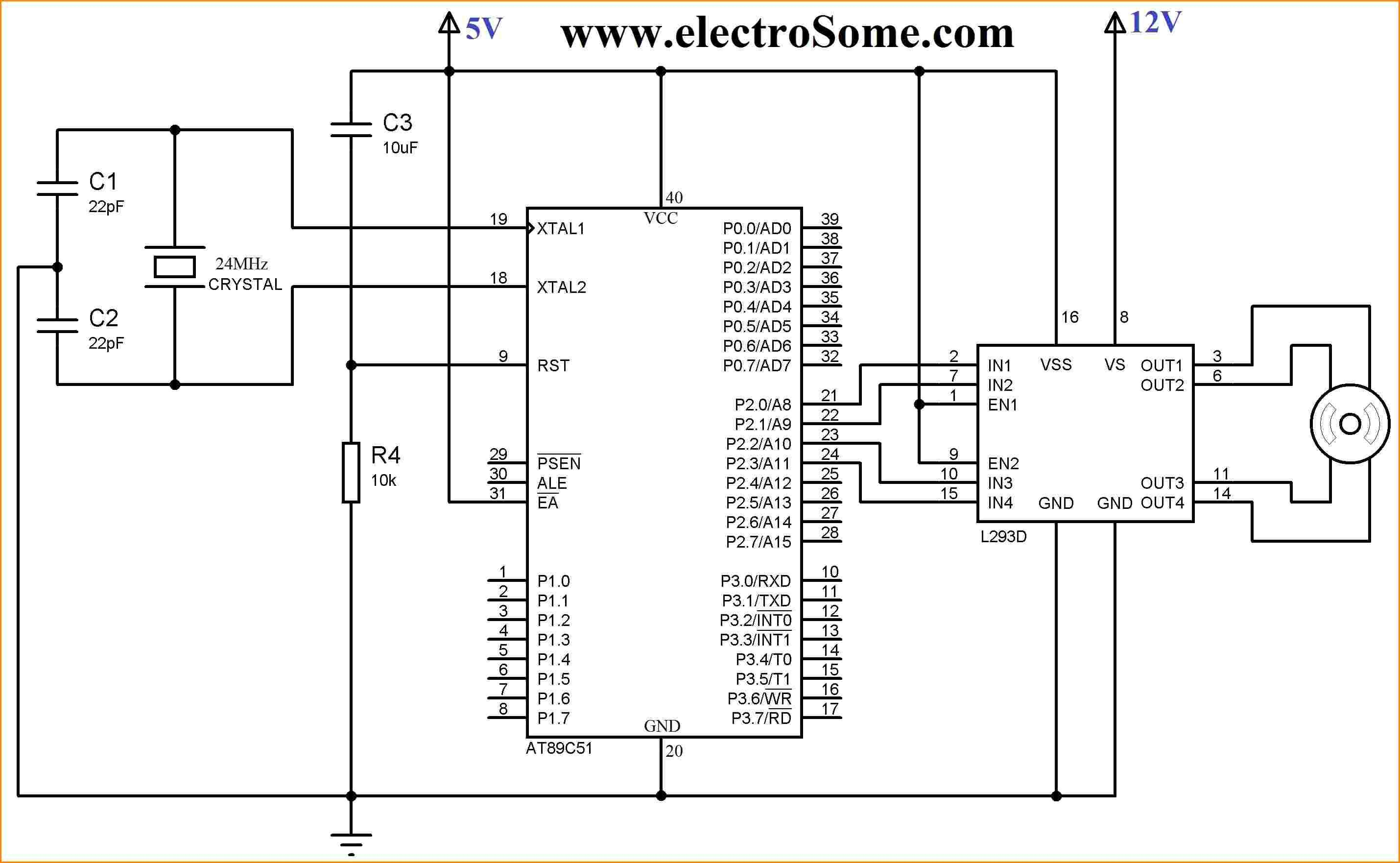stepper motor wiring diagram Collection-Stepper Motor Wiring Diagram Related Post 11-p