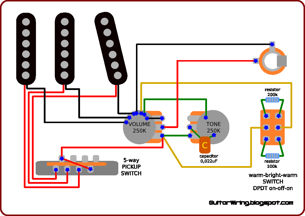 stratocaster wiring diagram 5 way switch Download-Stratocaster Pickup Wiring Diagram Luxury 1977 Fender Stratocaster Wiring Diagram 5 Way Switch Free 14-s