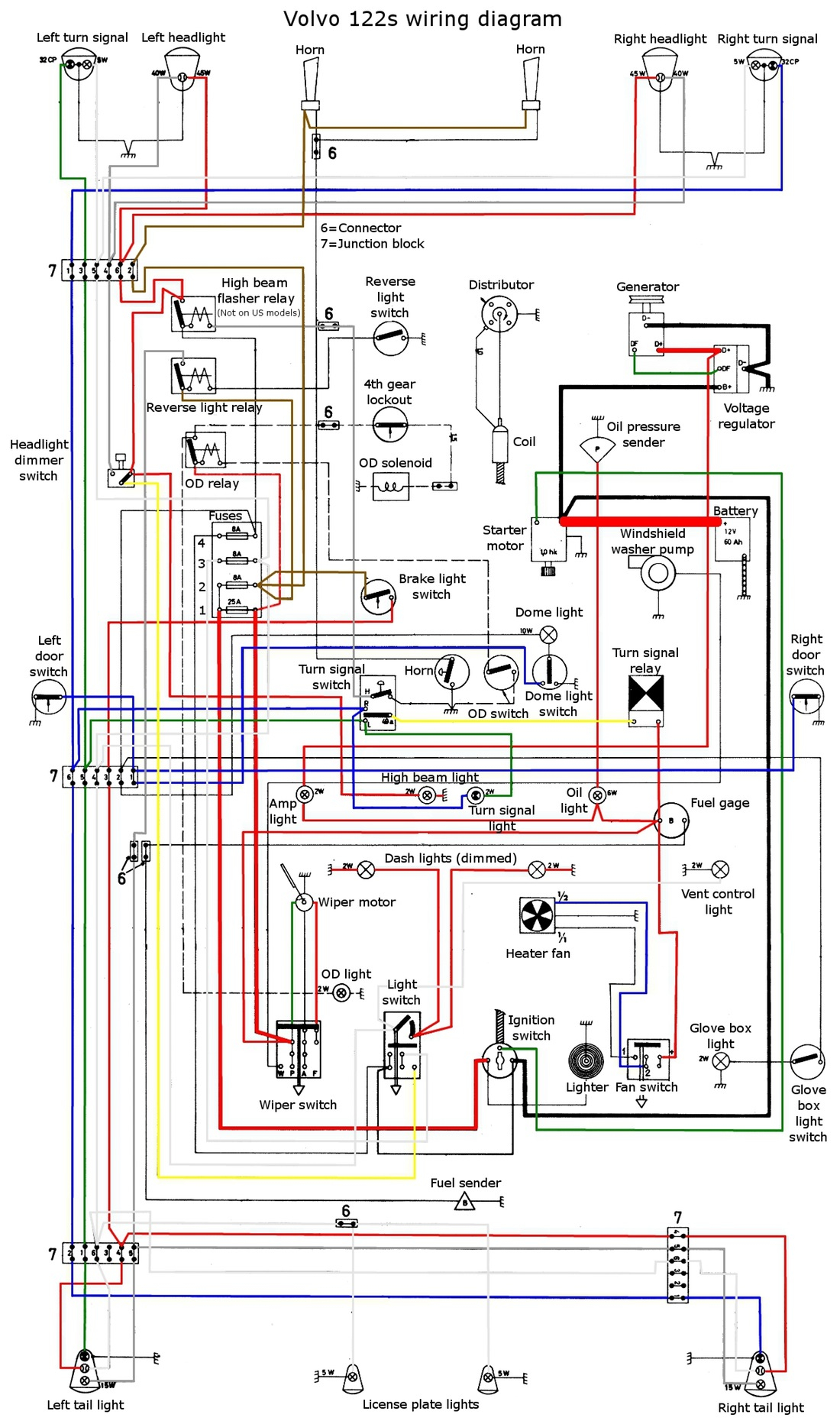 subaru wiring diagram Download-Subaru Wiring Diagram Color Codes Inspirational Yamaha Sr500e Wiring Diagram for the I E Model with Color Code Its 7-c