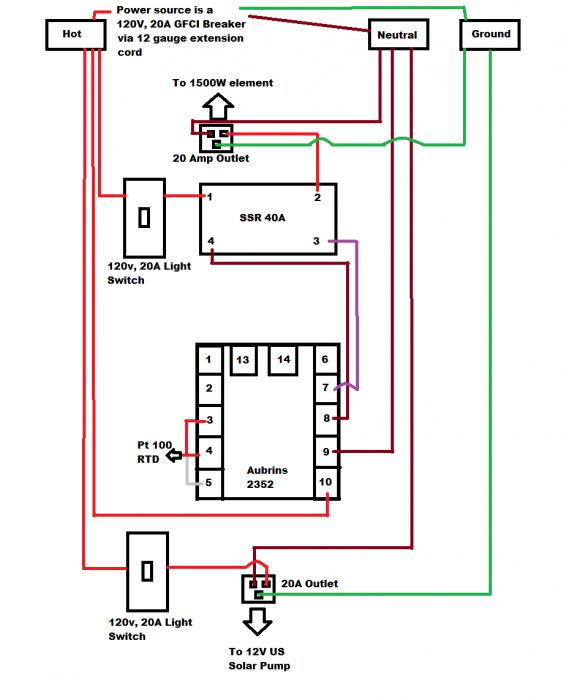 submersible pump control box wiring diagram Collection-View r Wiring Diagram 8-d