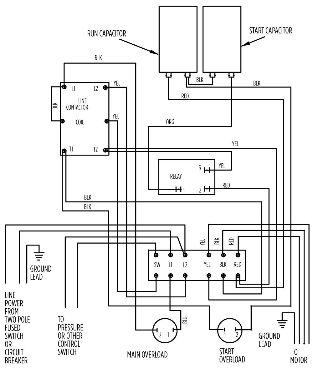 submersible pump control box wiring diagram Collection-View r Wiring Diagram 18-j