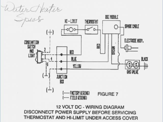 suburban water heater wiring diagram Download-Atwood Water Heater Wiring Diagram Elegant atwood Gas Water Heater Wiring Diagram somurich 6-h