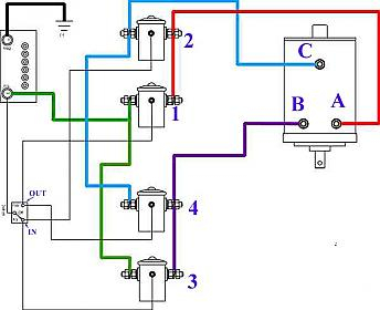 superwinch x3 wiring diagram Download-Here is a wiring diagram for an 8274 Winch 12-r