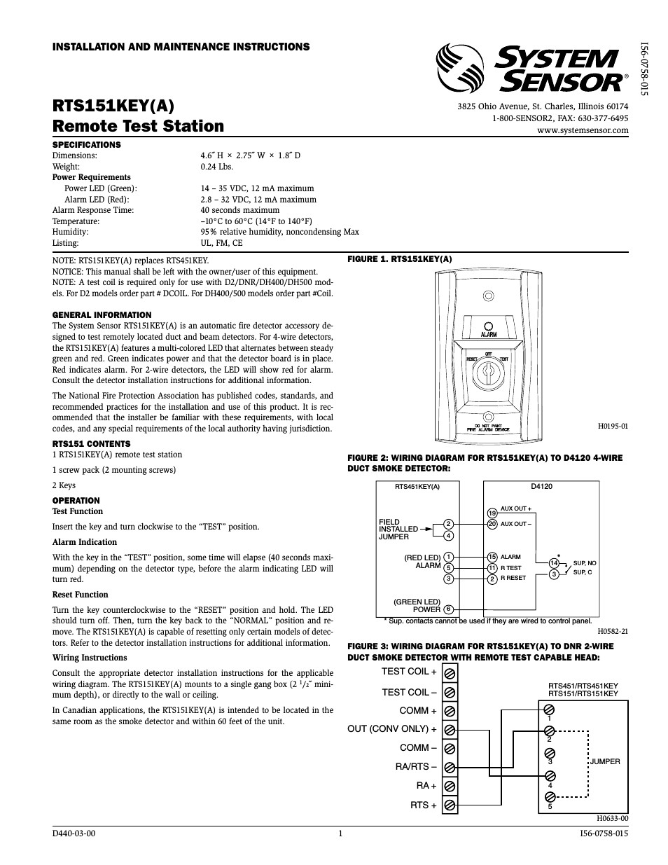 system sensor smoke detector wiring diagram Collection-System Sensor Convention 4 Wire Duct Smoke Detector D4120 Wiring Fancy 2-b