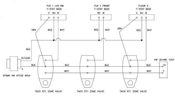 taco 3 wire zone valve wiring diagram Download-Name 1201 Zone Valve Wiring Schematic Corrected Views 5679 Size 14-k