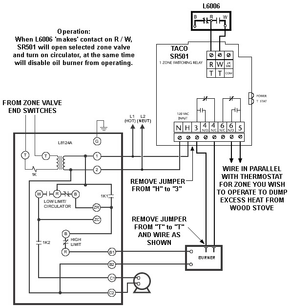 taco cartridge circulator wiring diagram Collection-Taco Pump Wiring Diagram Luxury Honeywell Primary Control Wiring Diagram Dolgular 8-l