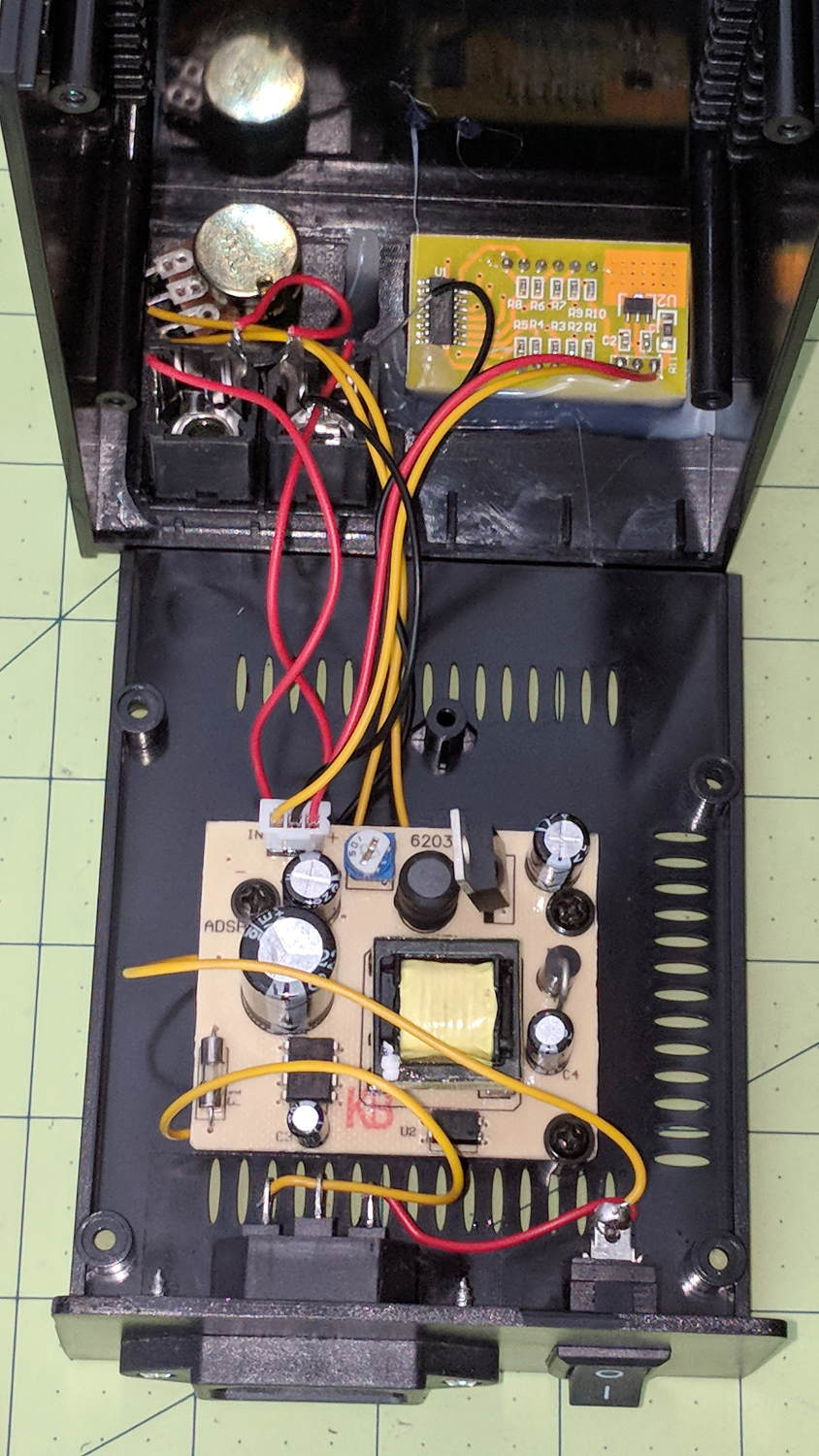 tattoo power supply wiring diagram Collection-Tattoo Digital Power Supply internal view 20-i
