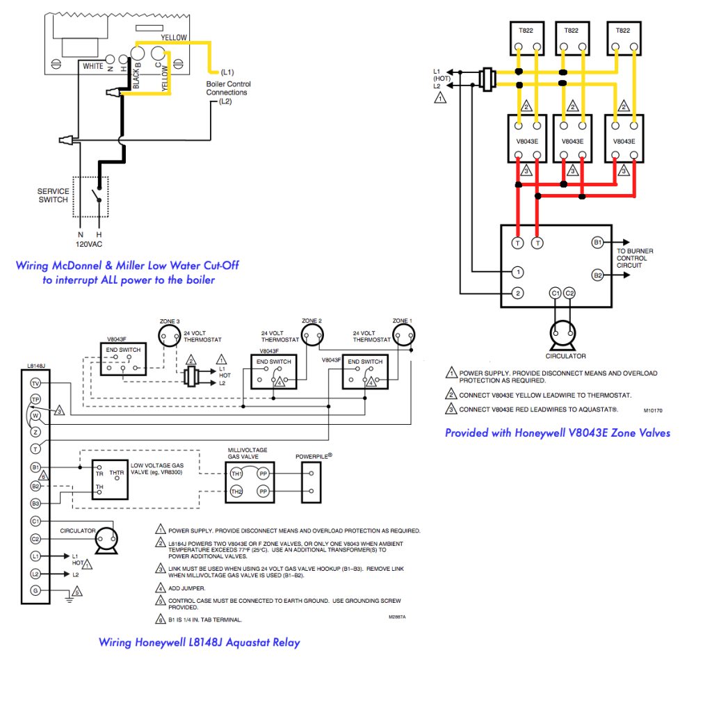 tekmar 256 wiring diagram Collection-Taco Wiring Diagram 1-k