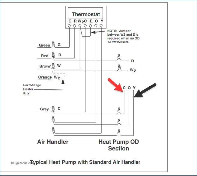 tempstar heat pump wiring diagram Collection-Coleman Heat Pump Wire Diagram Wiring Diagrams Schematics 13-f