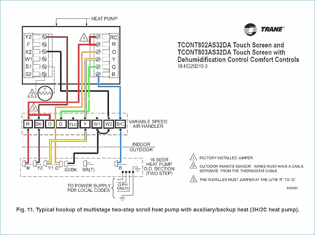 the nest thermostat wiring diagram Download-Wiring Diagram For Heat Pump Thermostat · Wiring Diagram For A Nest 15-t