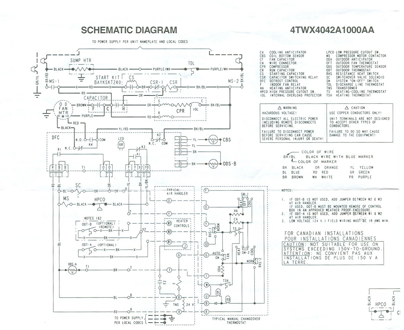 trane furnace wiring diagram Collection-Trane Wiring Diagram Ac Diagrams Furnace Inside Webtor Me Pleasing 14-n