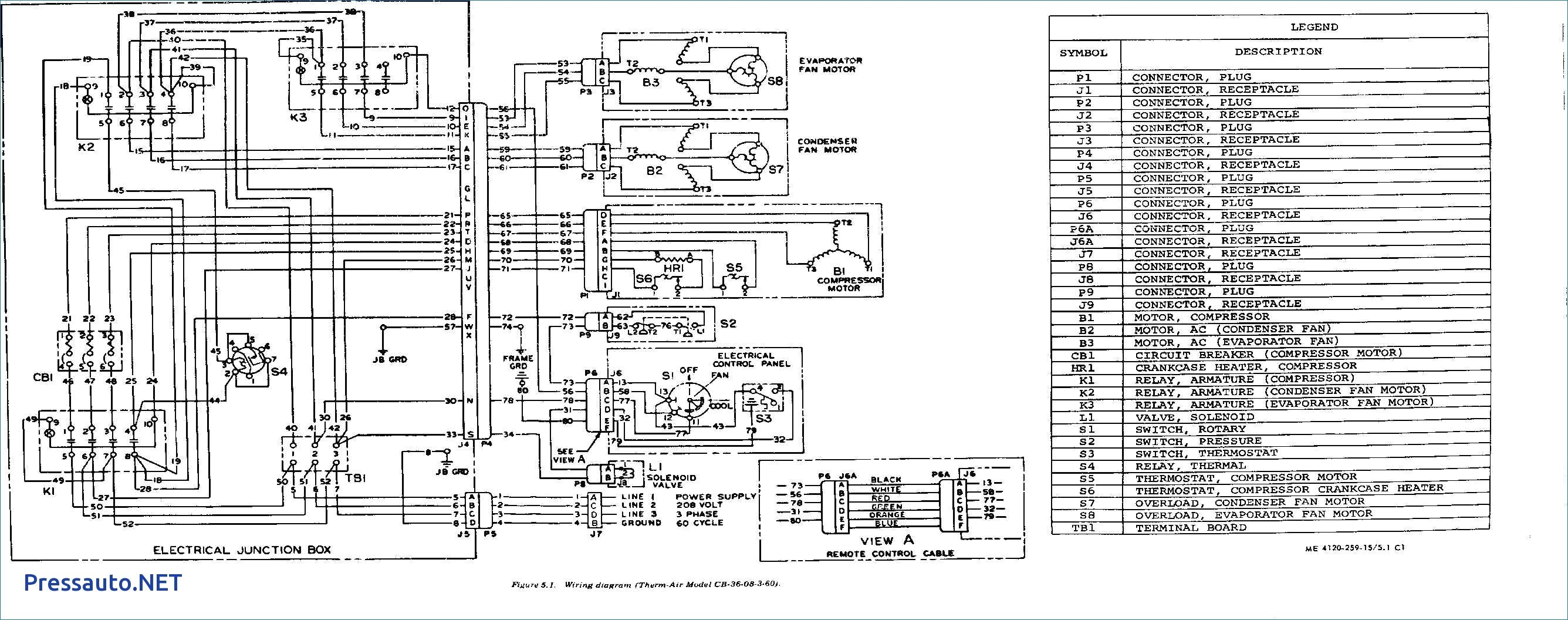 trane rooftop unit wiring diagram Download-Trane Hvac Wiring Diagrams Schematics Lovely Diagram 7-s