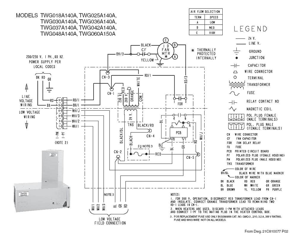 trane rooftop unit wiring diagram Collection-Trane Xe1000 Wiring Diagram Heat Pump Wires Electrical Circuit 17-a
