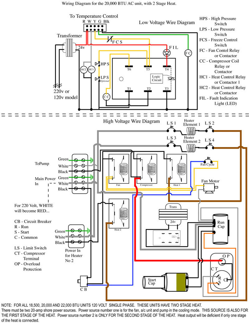 trane unit heater wiring diagram Download-Trane Heat Pump Thermostat Wiring Diagram For Two Stage Heating 14-o