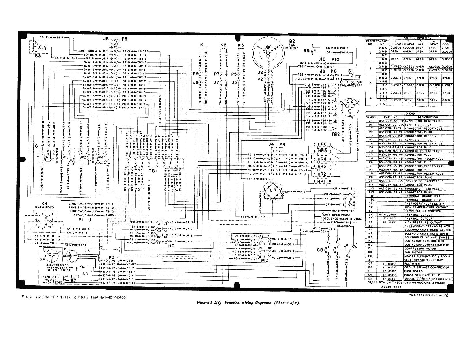 35 Trane Air Handler Wiring Diagram
