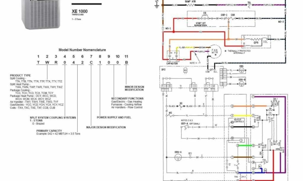 trane ycd 060 wiring diagram Collection-trane ycd 060 wiring diagram wire center u2022 rh hannalupi co 9-j