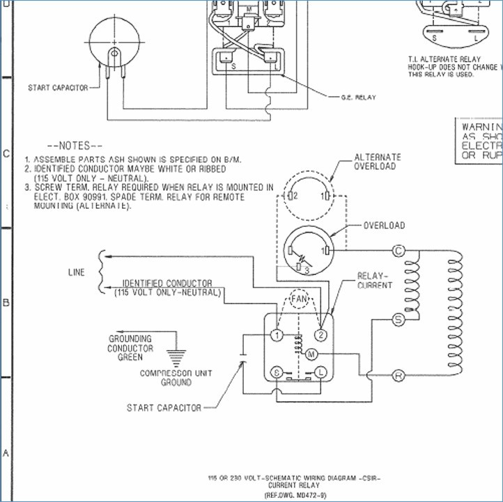 true freezer t 23f wiring diagram Download-Beautiful Refrigeration Electrical Diagrams s Everything You 8-o