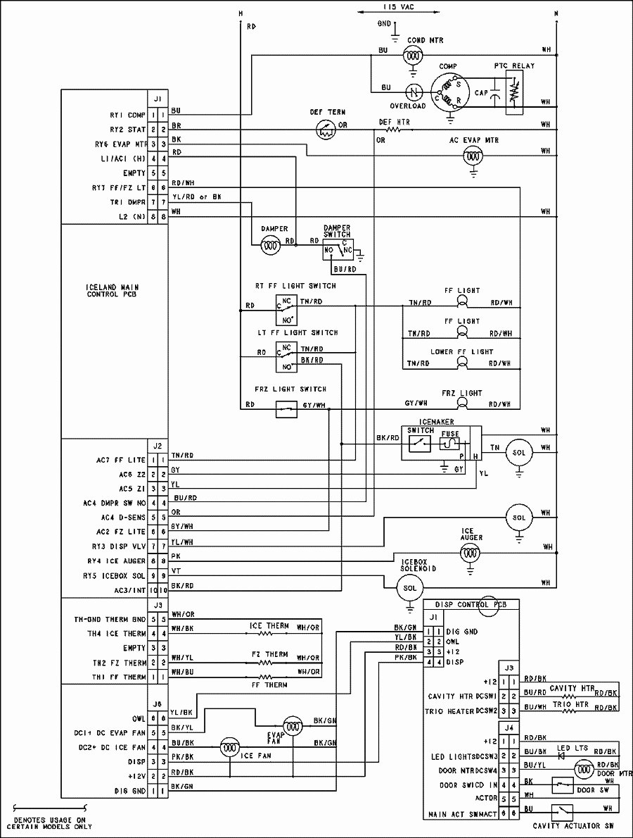 true freezer t 23f wiring diagram download wiring collection true twt 27f wiring diagram for true true t 23 wiring diagram #12