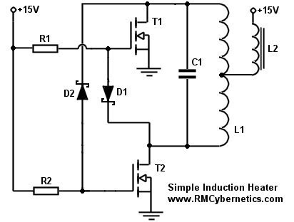 variac wiring diagram Collection-Variac Circuit Diagram Inspirational Simple Diy Induction Heater Circuit Rmcybernetics 3-c